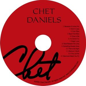 Chet Daniels disc