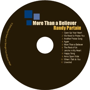 Randy Partain disc